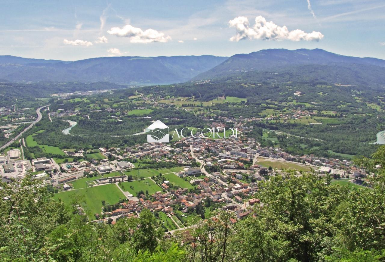 cerca Ponte Nelle Alpi  AREA EDIFICABILE VENDITA